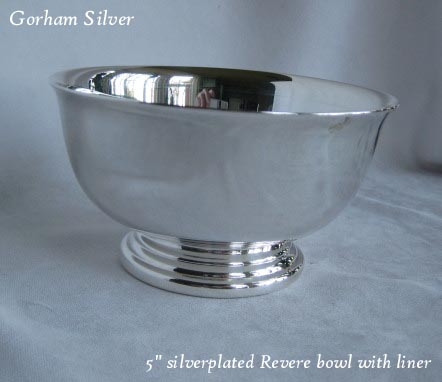 Gorham silverplated 5