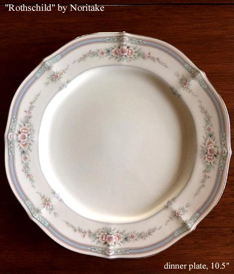 Rothschild by Noritake china